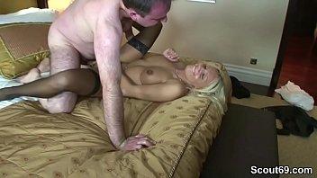 Захотела на жестокий секс по окончании кастинга